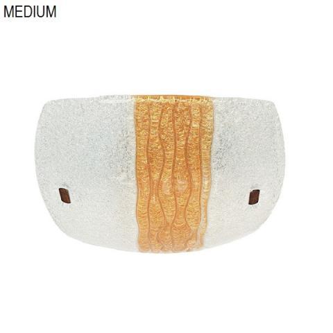 Ceiling light 38cm 2xE27 max 57W amber
