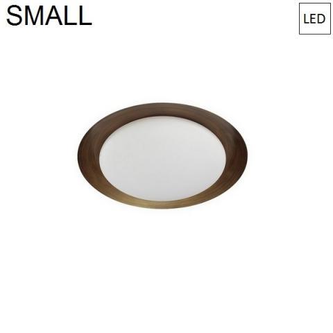 Ceiling Lamp Ø301mm LED 12W 3000K Bronze