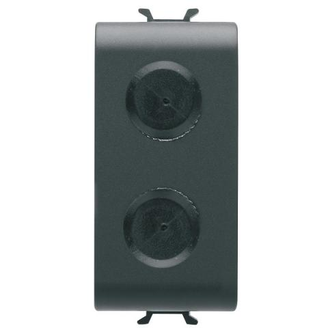 Adapter for optical fibre ST-Bush 50/125μm