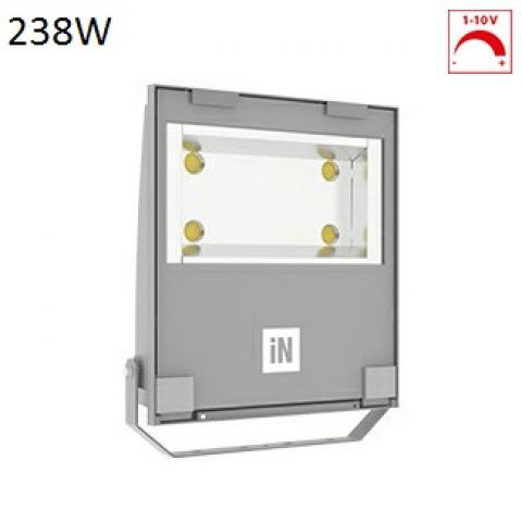 Floodlight GUELL 2.5 S/W LED 238W dimmable