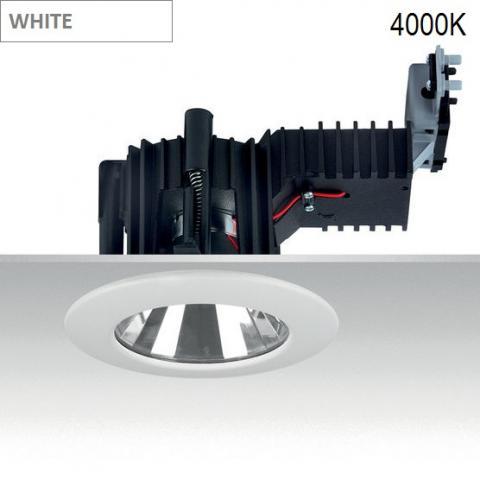 Downlight Ra 14 DIXIT LED 26W-33W-38W 4000K CRI85 white