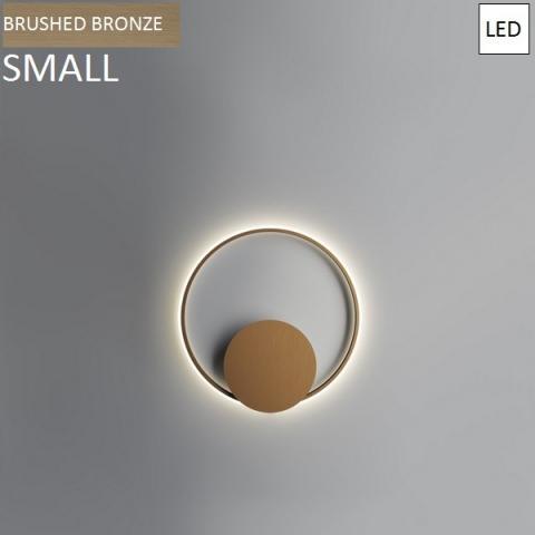 Wall/ceiling lamp Ø60cm LED Bronze