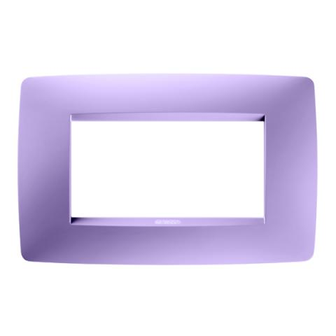 Рамка ONE 4 модула Amethyst Purple