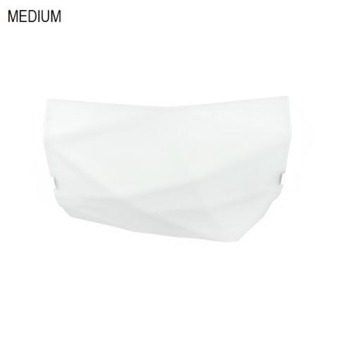 Плафон Face 58cm бял