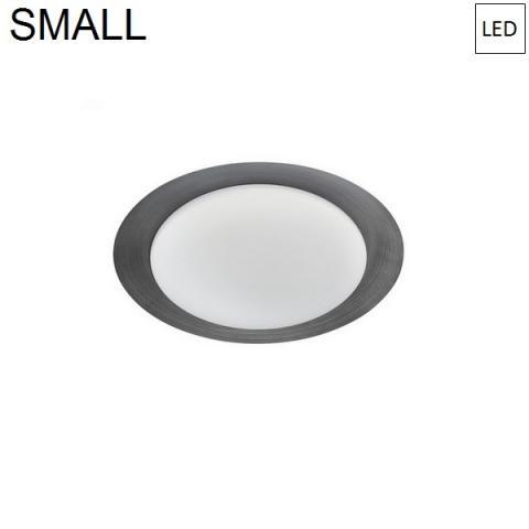 Ceiling Lamp Ø301mm LED 12W 3000K Dark Grey