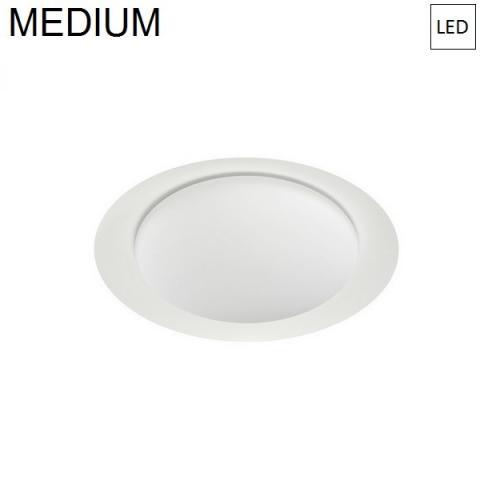 Ceiling Lamp Ø386mm LED 17W 3000K White