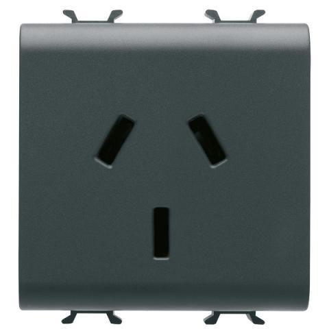 Australian standard socket-outlet