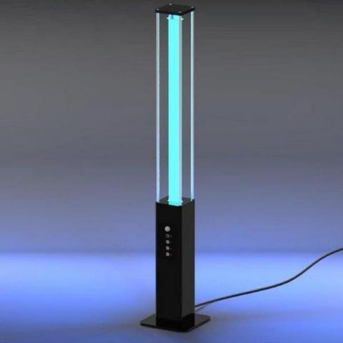 UVC portable germicidal indoor lamp