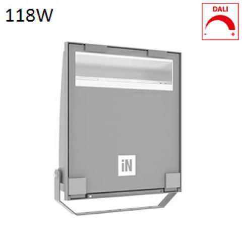 Floodlight GUELL 2.5 A50/W LED 118W dimmable DALI