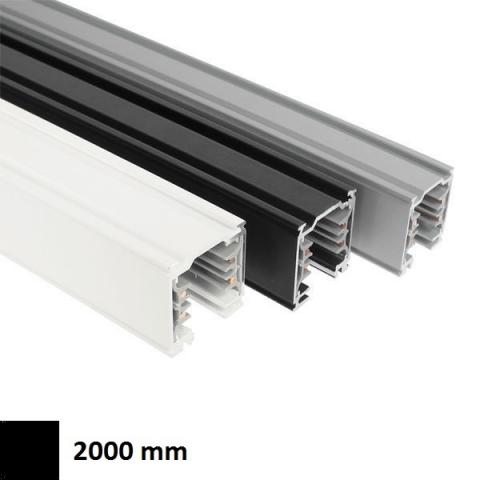 Dimmable Track DKM 2m black