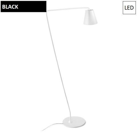 Floor Lamp H1518mm LED 7W 3000K black