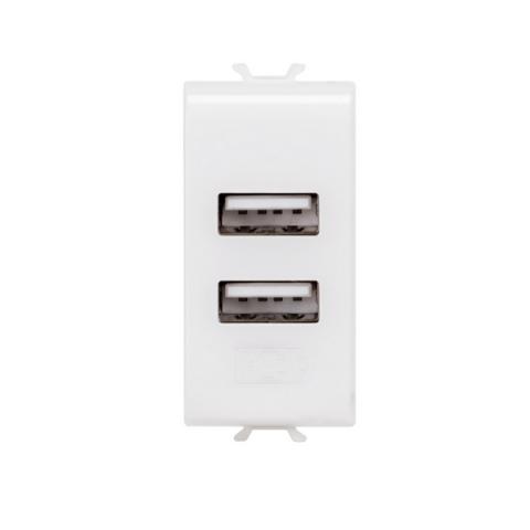 Двойно USB захранване 100/240V AC - 50/60Hz