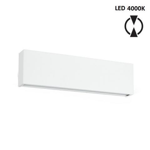 Аплик M - LED 19W 4000K - бял