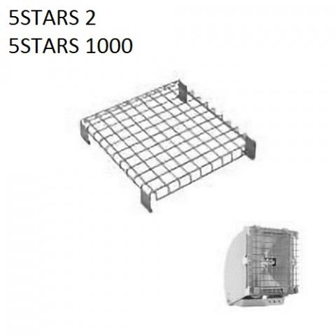 Galvanised steel wire guard (18 Joule) for 5STARS2 and 5STARS1000