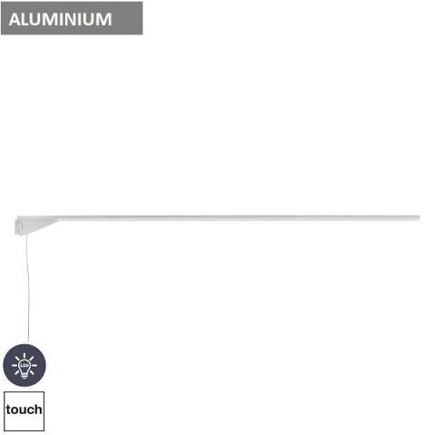 АПЛИК LED TOUCH-DIM Полиран алуминий подвижен
