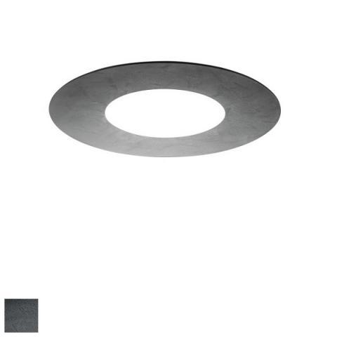Плафон 75cm сив с ефект цимент