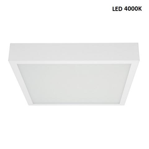 Ceiling light L - LED 25W 4000K - white