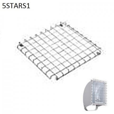 Galvanised steel wire guard (18 Joule) for 5STARS 1
