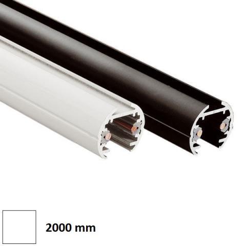 Low-voltage track ELV 2m white
