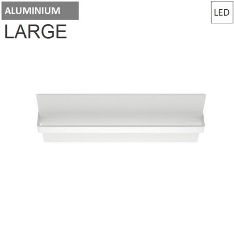 Wall/ceiling lamp 650X200mm 30W 3000K LED Aluminium