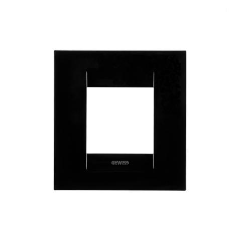 Geo International 2 gang plate - Toner Black