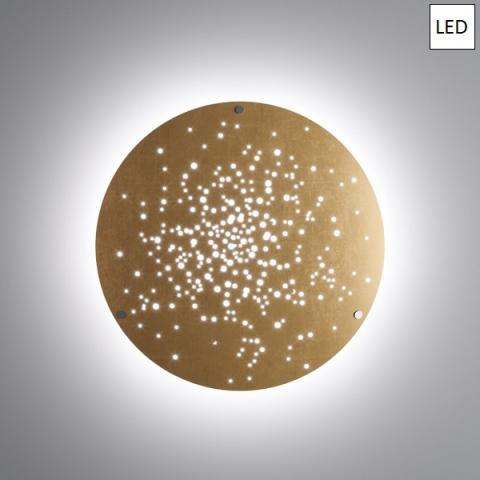 Плафон Ø90cm LED бронз