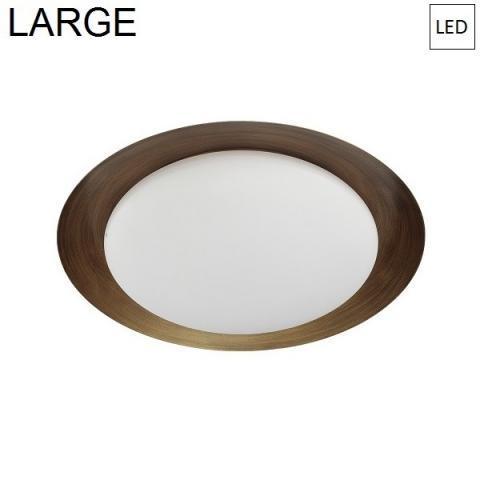 Ceiling Lamp Ø471mm LED 22W 3000K Bronze