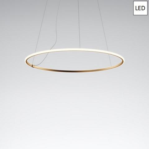Пендел Ø108.7cm LED бронз