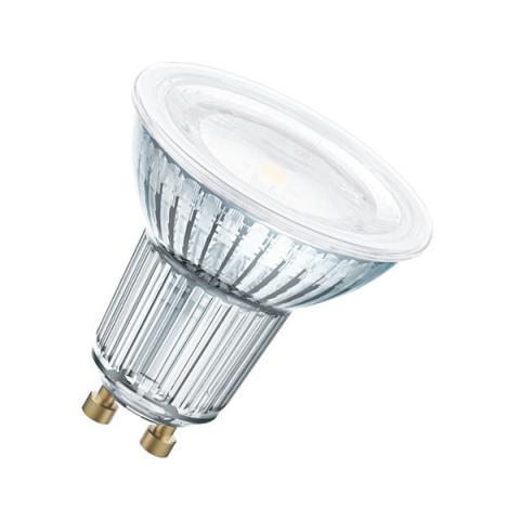 LED Lamp 4,3W 120° 2700K GU10
