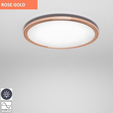 Ceiling Light Ø668mm LED rose gold