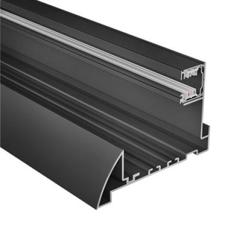 2300mm Aluminium profile with LKM electrified track