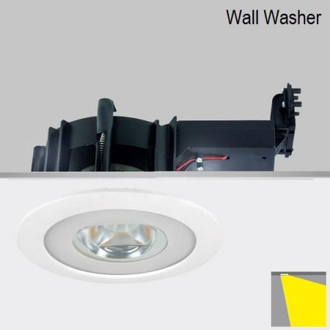 Луна Ra 20 DIXIT LED WALL WASHER с асиметрична оптика