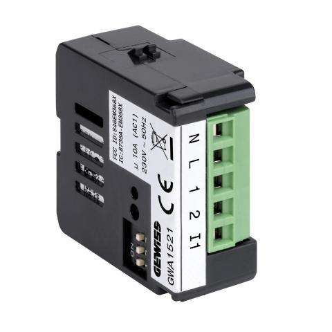 1-channel actuator ZigBee