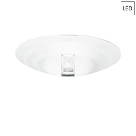 Луна Ø12.5cm LED бяла