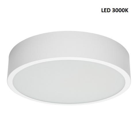 Ceiling light L - LED 25W 3000K - white