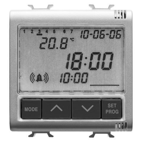 Часовник - аларма - термометър