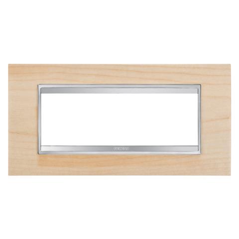 Рамка LUX 6 модула - Wood - Maple