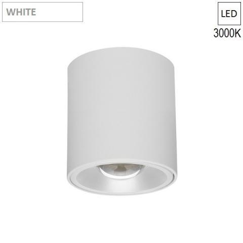 Ceiling Lamp/Spot  Ø80 H120 LED 7.5W white
