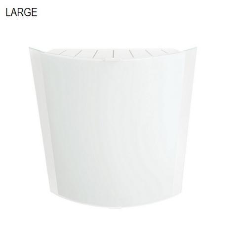 Ceiling light 2xE27 max 46W white
