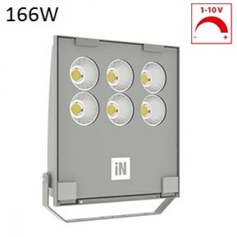 Floodlight GUELL 2.5 C/I LED 166W dimmable