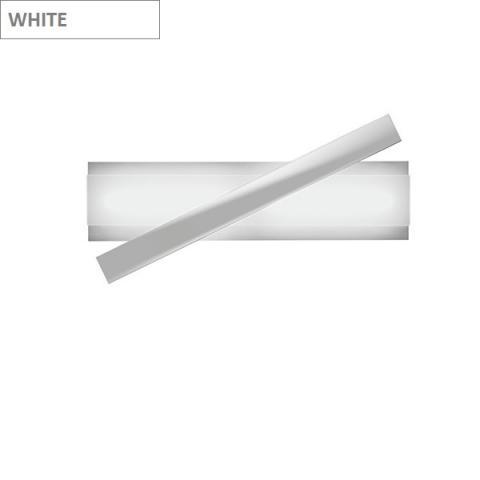 Плафон LED бял