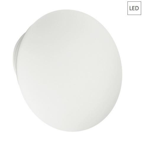 Wall/Ceiling Lamp Ø135mm LED 5W 3000K White