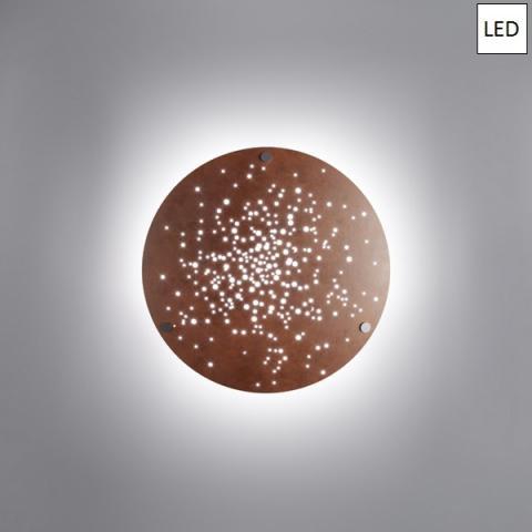 Плафон Ø60cm LED рустик