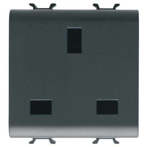 British standard socket-outlet 13A