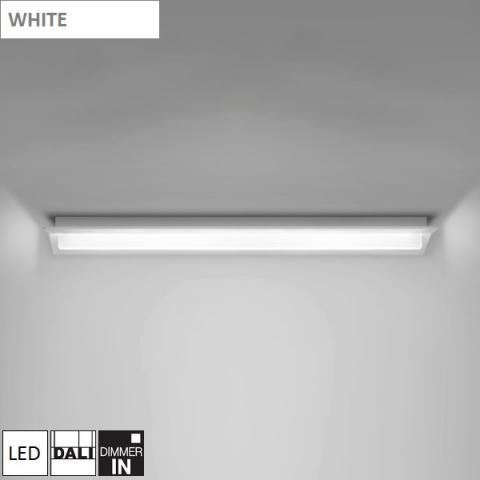 Ceiling Light 1300mm LED DALI white