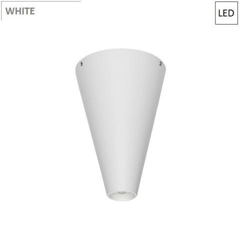 Ceiling Lamp Ø66mm LED 2W 3000K white