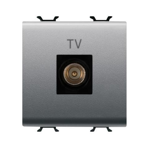 TV socket-outlet direct 0dB