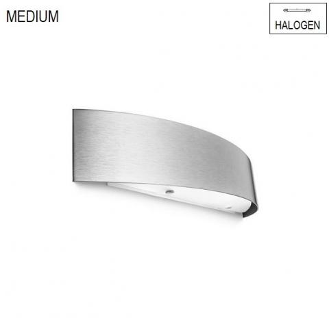 Аплик 40cm ХЛ 120W R7s IP20 никел