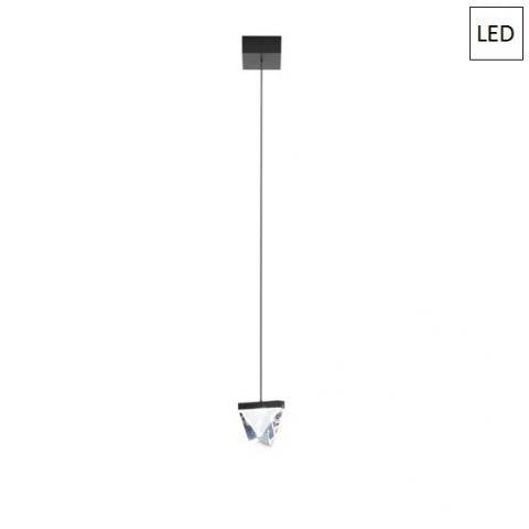 Пендел LED антрацит