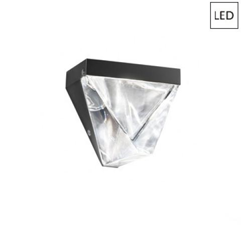Аплик LED антрацит